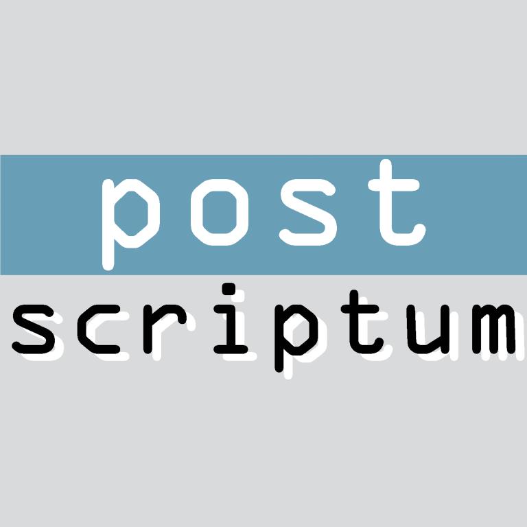 post scriptum 01 – fernando haddad e marcos lisboa